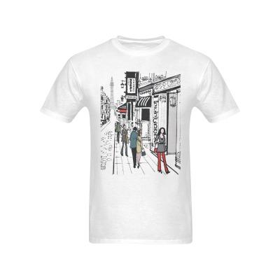 美码吉尔丹男士T恤 澳洲生产