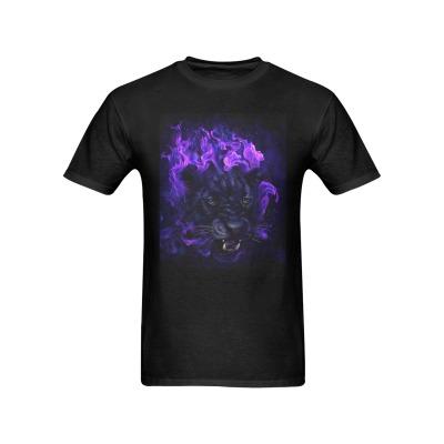 吉尔丹标准美国码男士T恤(双面印制)