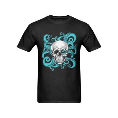 全网最低价!标准美国码男士T恤(单面印制)